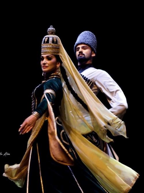 Ансамбль народного танца Адыгеи «Нальмэс»