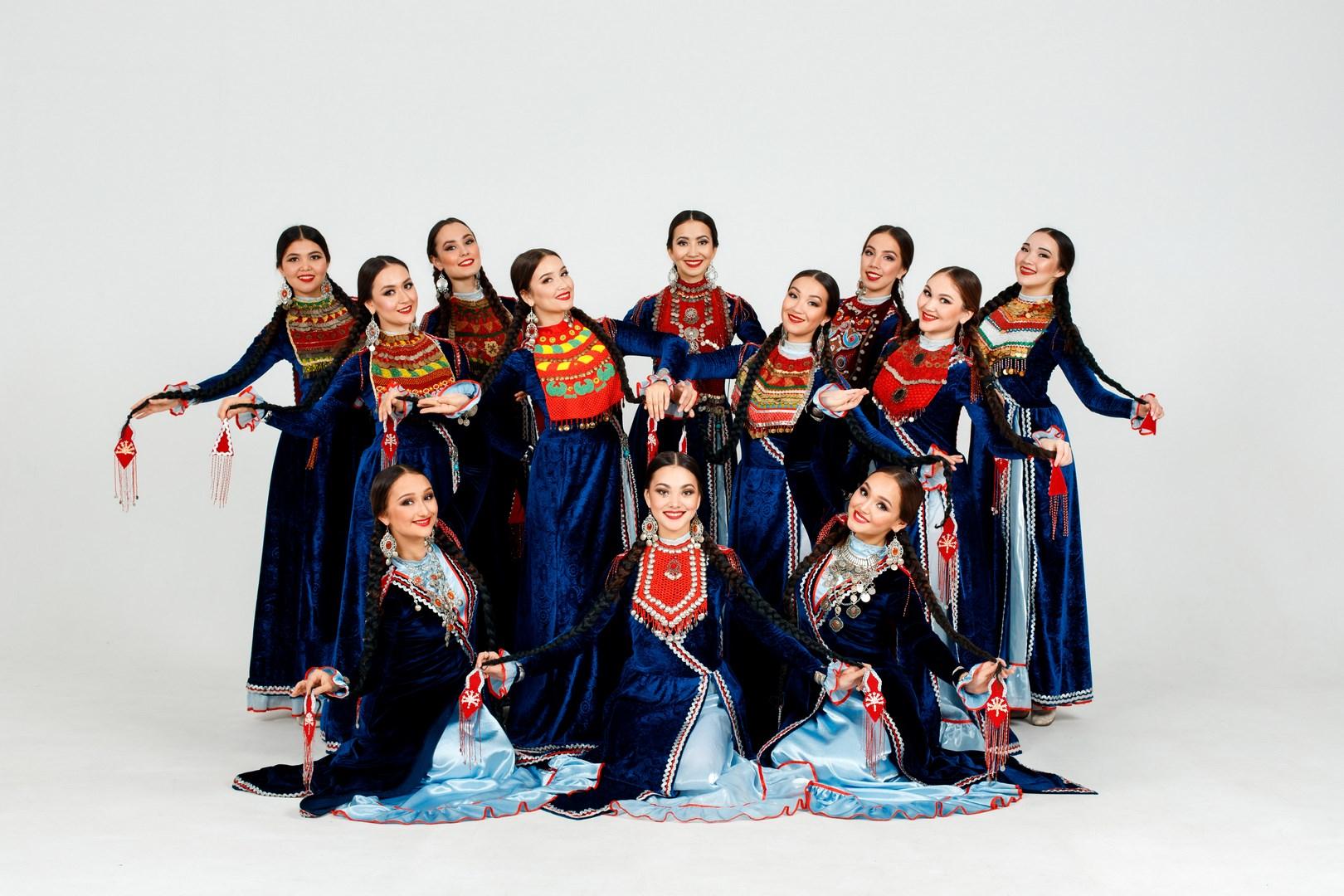 """Танцевальная студия """"Guzal dance"""" с концертом """"Танец – душа народа"""""""